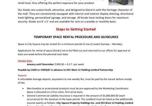 Specialty Leasing Form-1